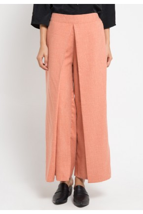 Cheasa Pants in Orange