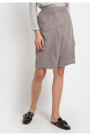 Hath Culottes in Grey