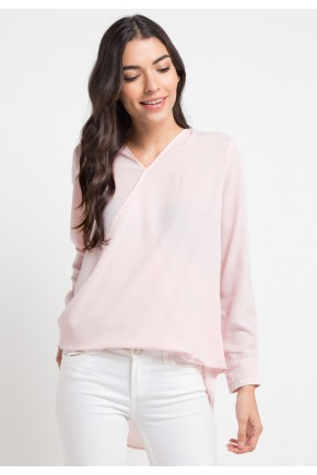 Amora Blouse in Pink