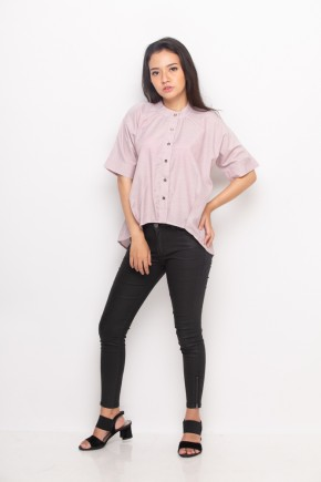 Eliza Blouse In Pink