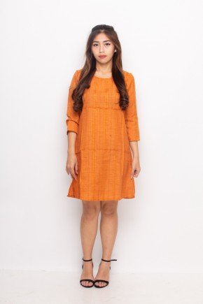 Sophistix Narin Dress Orange