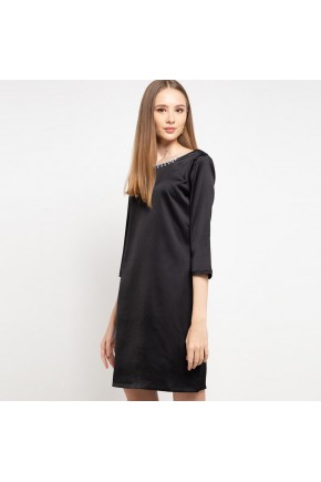 Della Dress In Black