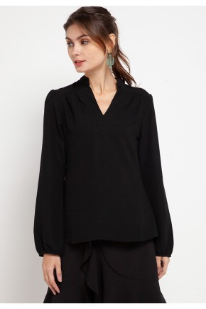 Rhys Blouse In Black