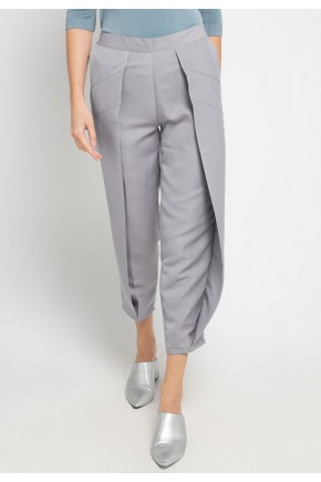 Sophistix Posy Pants In Grey