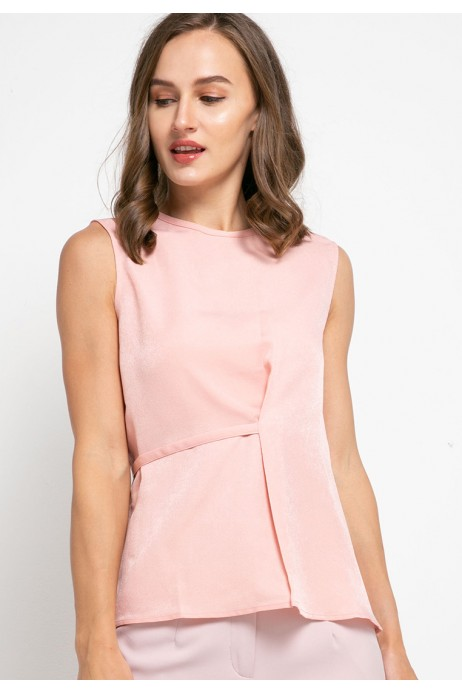 Sophistix Cavin Blouse In Pink