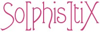 So[phis]tiX Boutique | Fashion Online Shopping