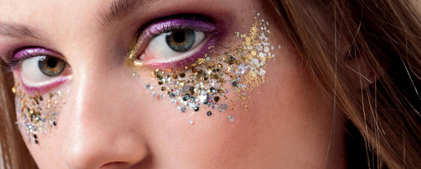 5 Glitter Beauty Products